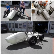 Jelwek 3D prints an intake system for Polish team's Formula Student race car competition