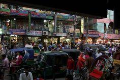 Old Dhaka, Bangladesh. Photo by geoffrey Hiller.