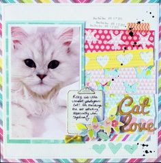 Cat Love by bronte10 at http://@Studio_Calico