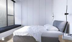 Sypialnia styl Minimalistyczny - zdjęcie od Monika Skowrońska Architekt Wnętrz