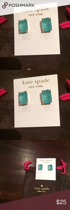 Brand new kate spate earings Brand new kate spate earrings with gift kate spade Accessories