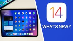 iOS 14 on iPad - 40+ Best New Features & Changes in iPadOS 14! - YouTube Ipad Ios, Whats New, The Creator, Youtube