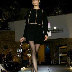 Colecção outono/inverno 2012 Andreia Marques mini vestido mini dress