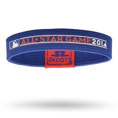 MLB 2014 All-Star Game Skootz Bracelet - Blue - $9.99