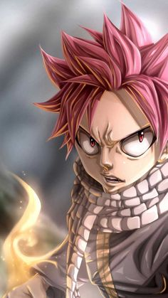 Natsu fairy tail anime k eh Iphone Wallpapers Hd - Best Home Design Ideas