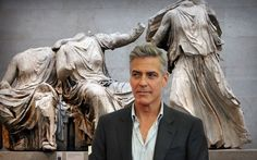 George Clooney may claim otherwise, but this is an age of shared cultural   heritage, and the Elgin Marbles should stay at the British Museum, says Mark   Hudson