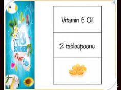 Aloe Vera Toner, Aloe Vera Gel, Homemade Sunscreen, Green Tea Extract, Vitamin E Oil, Serum, Vitamins, Hair Care, Facial