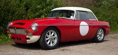1966 MGB Sebring Recreation - Sussex Sports Cars