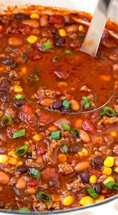 Taco Soup | best soup recipes