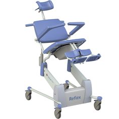 Lopital Reflex (Douche Toilet Rolstoel Shower and commode wheelchair)