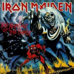 Iron Maiden  The Number of the Beast  1981