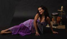 #Sabrina #Albano vi aspetta con la #bellydance!