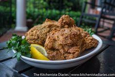 Sweet Tea Fried Chicken