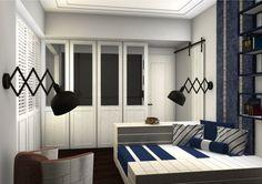 Goodwood Garden - Boy's Room V2 by chuunin7.deviantart.com on @deviantART