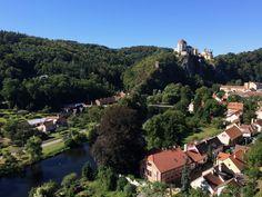 Krásny hrad Vranov