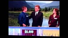 Scooby Doo Impression on Wheel of Fortune