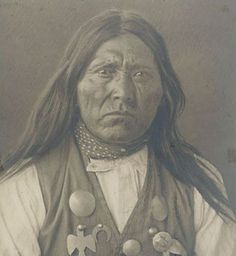 Isaeh, Yellowhiah, 1907, by E. Curtis