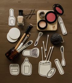 Get Your Act Together. Part 3 : Beauty Cabinetization. 5 essential steps towards creating a clean and organized beauty cabinet where less is definitely more.| TLV Birdie
