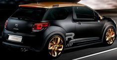 Citroen DS3 Racig Mat Gold special edition
