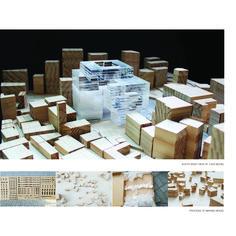 """고려대학교 건축학과 5학년 이민화 """"12 Springs(열두달의 봄) / Flower Culture Museum""""  Korea Univ. School of Architecture 5th year"""
