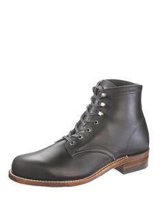 1000 Mile Boot, Black