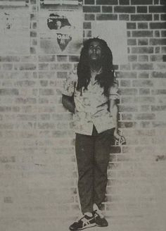 Bob Marley, Kingston (1979)