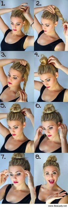 Step-By-Step-Hairstyles-for-Medium-Length-Hair-334x1024