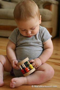 Fostering Concentration in Children from a Young Age