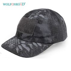 49969f16527 WOLFONROAD Fishing Cap Camouflage Hunting Cap Military Style Cap Sport Hiking  Caps Outdoor Hunting Shooting Hat. Baseball ...