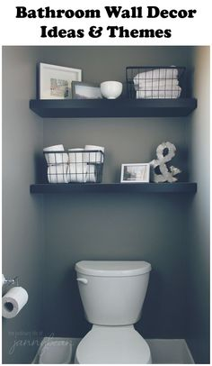 Looking for half bathroom ideas? Take a look at our pick of the best half bathroom design ideas to inspire you before you start redecorating. Half bath decor, Half bathroom remodel, Small guest bathrooms and Small half baths Bad Wand, Downstairs Bathroom, Bathroom Grey, Bathroom Sinks, Bathroom Interior, Boho Bathroom, Small Wc Ideas Downstairs Loo, Modern Bathroom, Modern Toilet