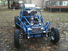 My new rail buggy