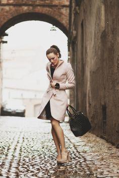 A campaign for italian fashion designer Dorina Maznic, shot in Verona and Mantova, march 2013. model: Dorina Maznic, photography and retouching: Irinel Cirlanaru