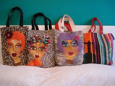 Bolsas pintadas | Flickr – Compartilhamento de fotos!