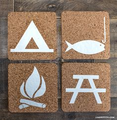 Camping Signs Printables   Lia Griffith