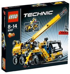 LEGO: TECHNIC: Mini-Grúa móvil legomania.droid777.com