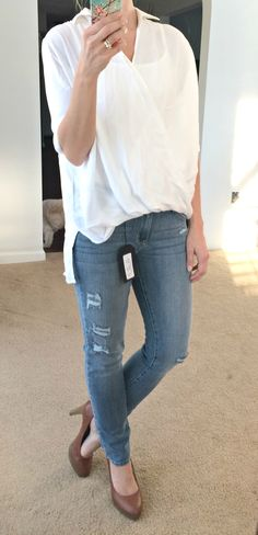 Just Black Steph Distressed Bootcut Jean | FB Stitch Fix Group ...