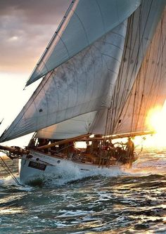 """vintagesailboats: """"https://vintagesailboats.tumblr.com """" Be part of a winning team. Book your leg for the tall ships races 2018. seavento.de/en/"""