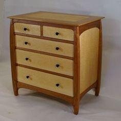 Cherry Maple Dresser by