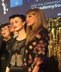 Natasha Negovanlis & Elise Bauman #AcademySocial