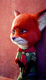 Did this slightly kill anyone else, or is it just me? And can we just acknowledge the absolute adorableness of Kit Nick Wilde? lol XD