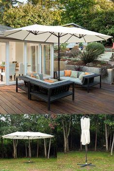 Outdoor Umbrella, Deck Furniture, Canopies, Gazebo, Porch, Patio, Outdoor Decor, Summer, Ebay