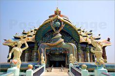 Poster Wat Ban Rai Korat Thailand