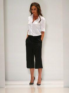 Als Designerin weiß Victoria Beckham genau, was geht und was nicht.