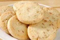 Biscuits au beurre et pacanes...un petit cookie tout simplement délicieux