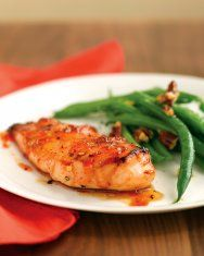 Skillet Chicken with Apricots and Capers Recipe & Video | Martha Stewart