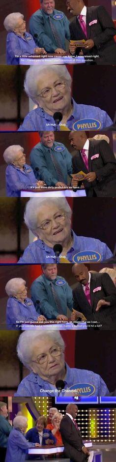 This reminds me of my grandma Cynthia