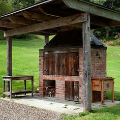 Smoker Design, Pictures, Remodel, Decor and Ideas