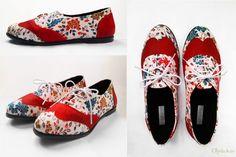 0c5b47aff6ae 23 Best indonesia batik flat shoes images