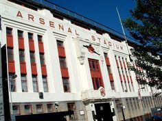 The Arsenal Football Club, Highbury Stadium (dem)...(turnstiles)