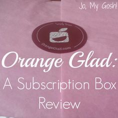 This is A subscription box all about desserts! YUM! #review